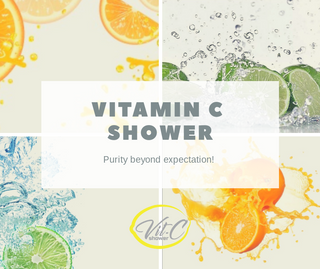 Introducing Vit C Shower Unit!