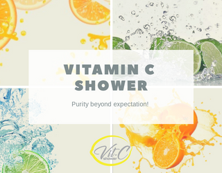 Introducing Vit C Shower Unit!